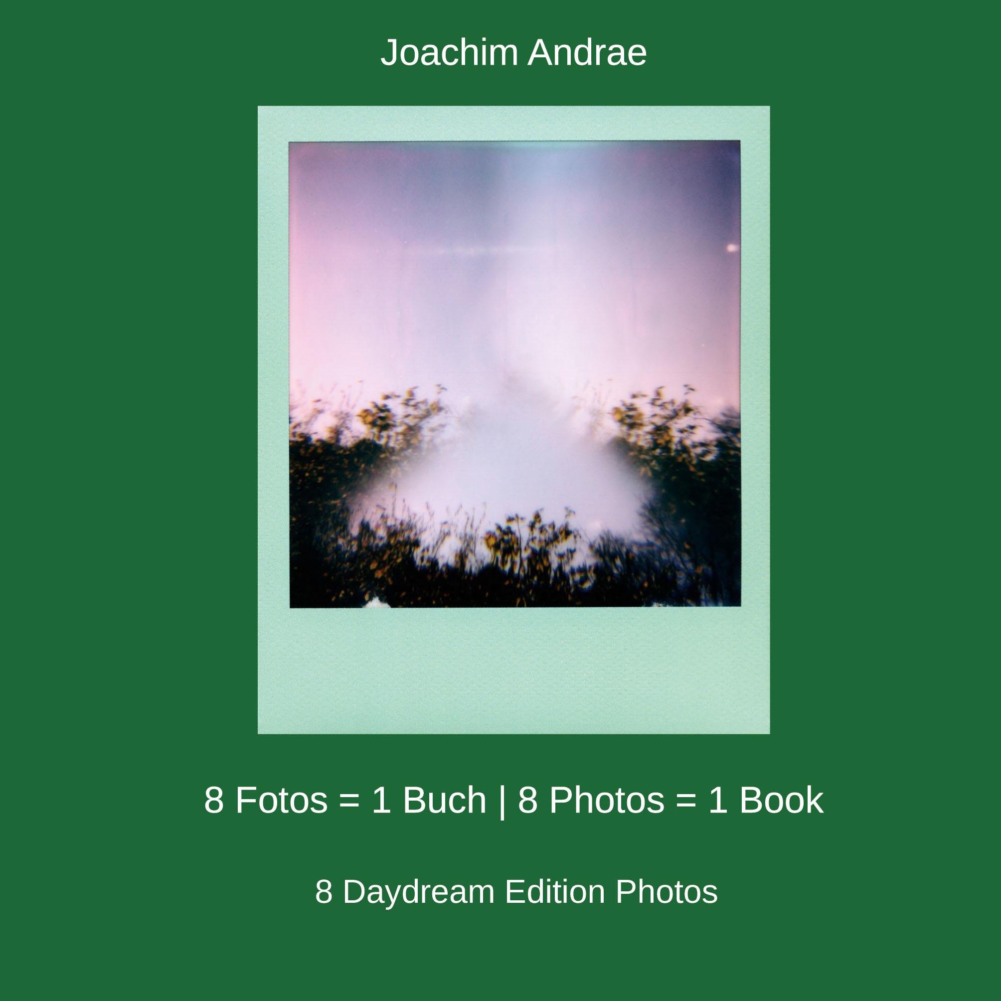 Titelbild des neuen Fotobuch von Joachim Andrae